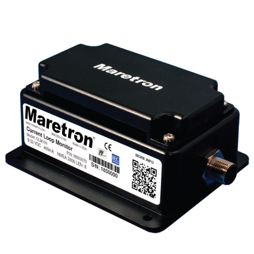 CLM100-01 - Maretron CLM100 Current Loop Monitor