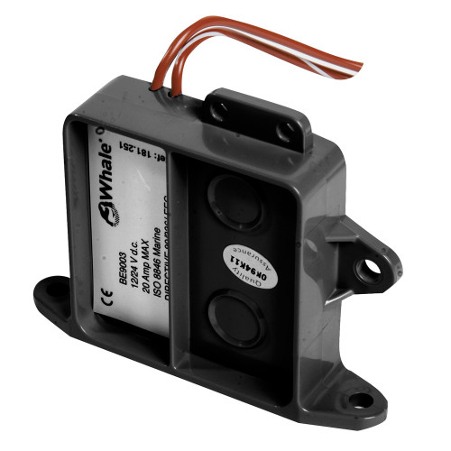BE9006 - Whale Electric Field Bilge Switch With Time Delay