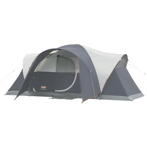 2000027943 - Coleman Elite Montana 8 Tent w/LED - 16' x 7'