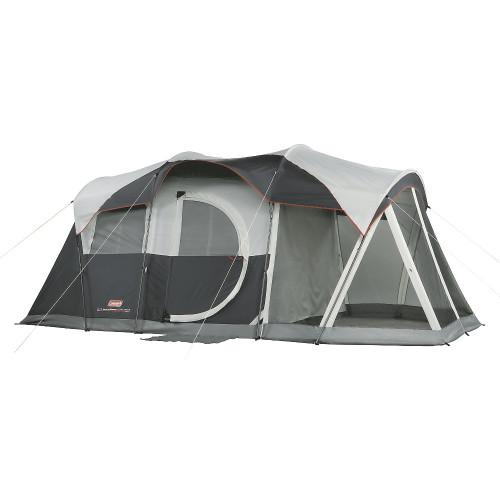2000027947 - Coleman Elite WeatherMaster 6 - Screened Tent - 17' x 9'