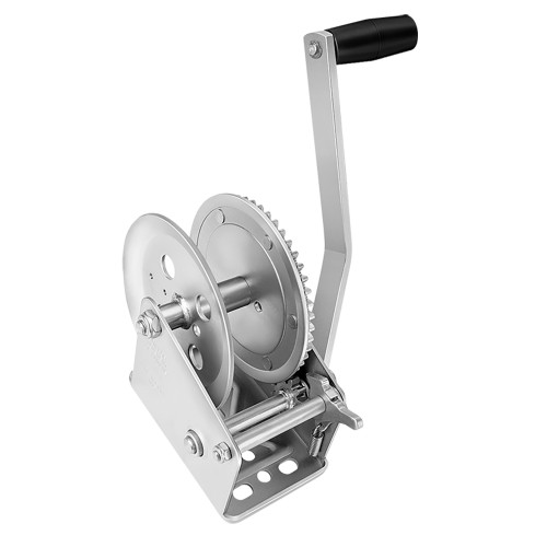 142300 - Fulton 1800 lbs. Single Speed Winch - Strap Not Included