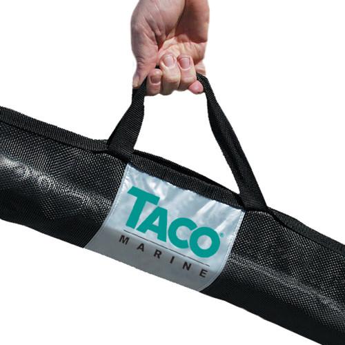 """COK-0024 - TACO Outrigger Black Mesh Carry Bag - 72"""" x 12"""""""