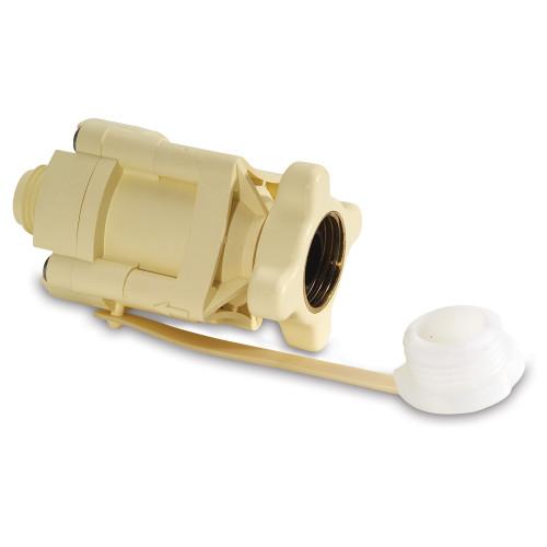 183-039-08 - SHURFLO Pressure Reducing City Water Entry - In-Line - Cream