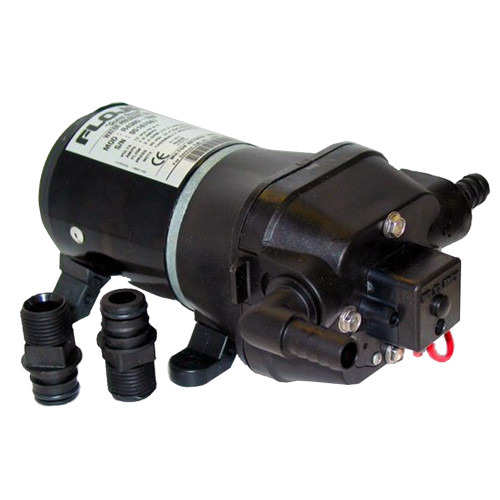 04406143A - FloJet Quiet Quad Water System Pump - 12VDC
