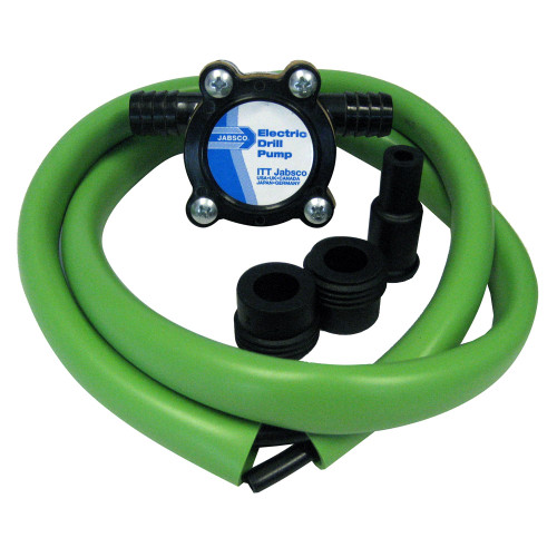 17215-0000 - Jabsco Drill Pump Kit w/Hose