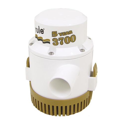 "13A - Rule 3700 G.P.H. ""Gold Series"" Bilge Pump"