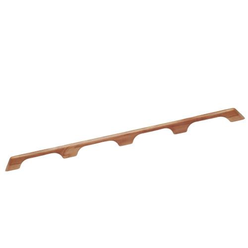 "60106 - Whitecap Teak Handrail - 4 Loops - 43""L"