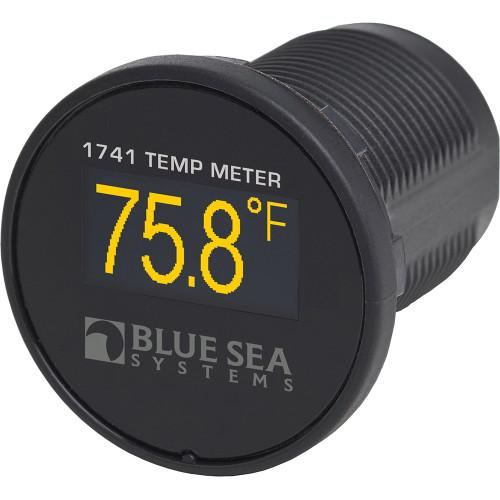 1741 - Blue Sea 1741 Mini OLED Temperature Meter
