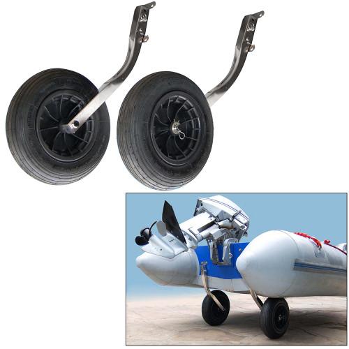 1483 - Davis Wheel-A Weigh Heavy-Duty Launching Wheels