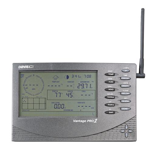 6312 - Davis Vantage Pro2 Wireless Console/Receiver - 2nd Station