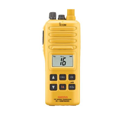 GM1600 21K - Icom GMDSS Portable f/Survival Craft
