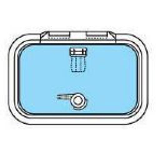 39620070 - Lewmar Size 20 Ocean Series Hatch Flange Base