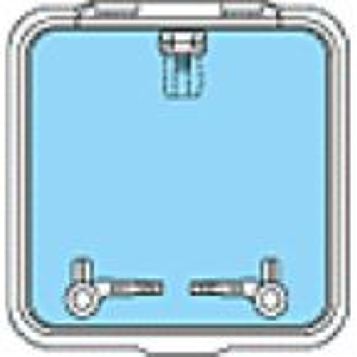 39644070 - Lewmar Size 44 Ocean Series Hatch Flange Base