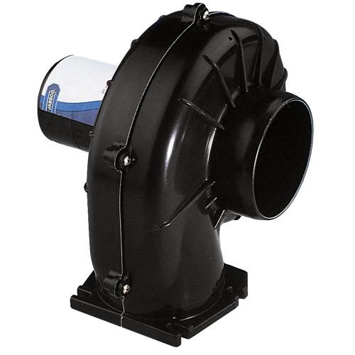 """34739-0020 - Jabsco 3"""" Flangemount Blower - 105 CFM - 24v"""