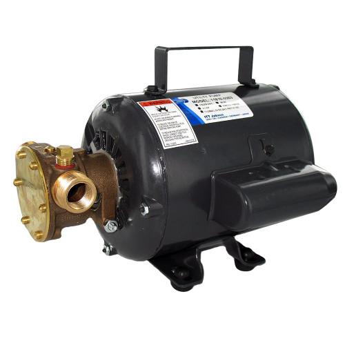 11810-0003 - Jabsco Bronze AC Motor Pump Unit - 115v