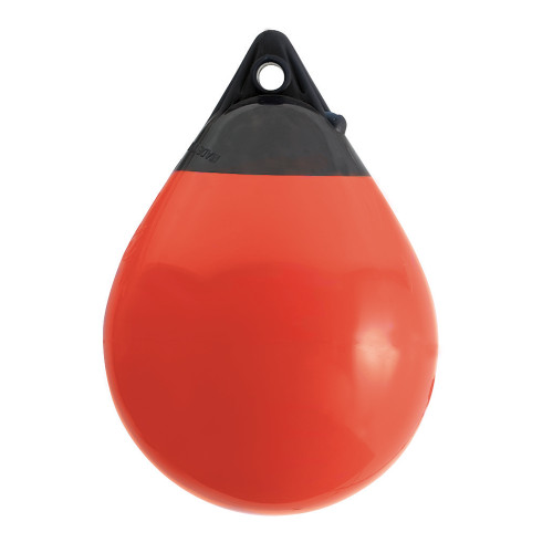 "A-0-RED - Polyform A Series Buoy A-0 - 8"" Diameter - Red"