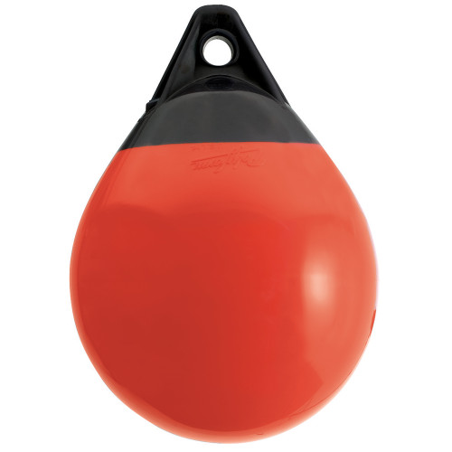"A-1-RED - Polyform A Series Buoy A-1 - 11"" Diameter - Red"