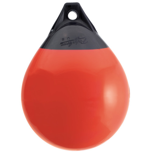 "A-2-RED - Polyform A Series Buoy A-2 - 14.5"" Diameter - Red"