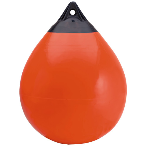 """A-5-RED - Polyform A Series Buoy A-5 - 27"""" Diameter - Red"""