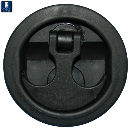 ALN-1-DP - T-H MARINE NON-LOCKING LID LOCK,BLACK
