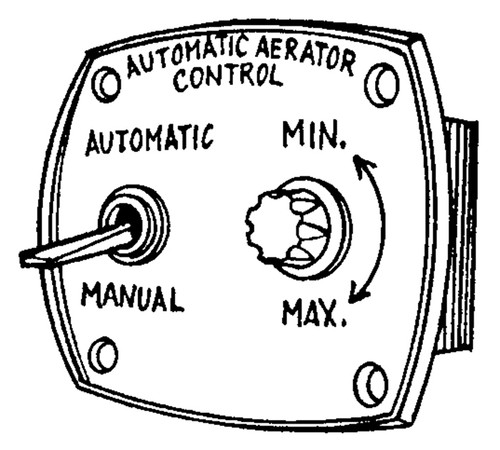 AAC-1-DP - T-H MARINE AUTOMATIC AERATOR CONTROL