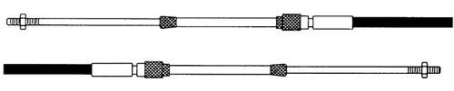 CCX63313 - SEASTAR 3300 XTREM CONTROL CABLE 13