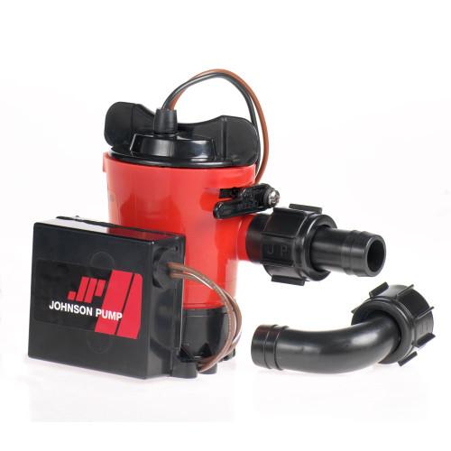 "07703-00 - Johnson Pump 750GPH Ultima Combo Pump 3/4"" Hose Dura Port"