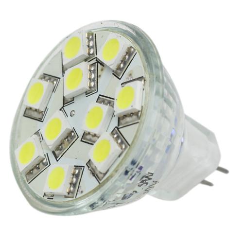 LLB-11TD-61-00 - Lunasea MR11 10 LED Light Bulb - Cool White