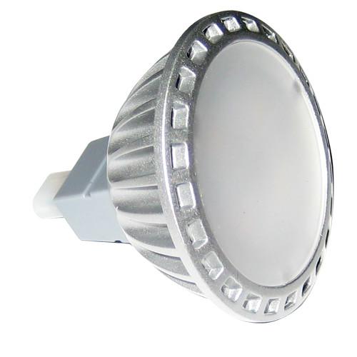 LLB-16NW-61-00 - Lunasea MR16 LED Light Bulb - 12V AC/DC/3W/290 Lumens - Warm White