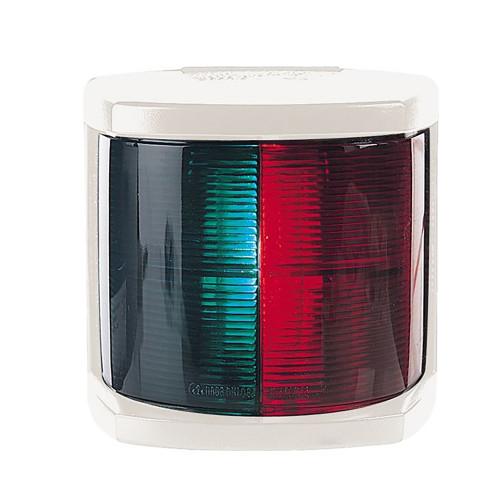 2984365 - Hella Marine Bi-Color Navigation Light - Incandescent - 2nm - White Housing - 12V
