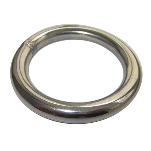 """RF124 - Ronstan Welded Ring - 6mm(1/4"""") Thickness - 38mm(1-1/2"""") ID"""