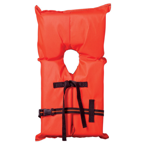 102000-200-005-12 - Kent Adult Type II Life Jacket - Oversized
