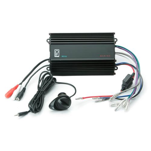 ME-60 - Poly-Planar 4CH, 120W, Audio Amplifier w/Volume Control