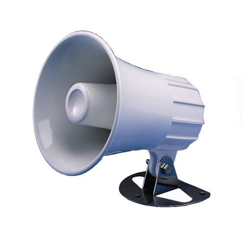 "220SW - Standard Horizon 4.5"" Round Hailer/PA Horn - White"