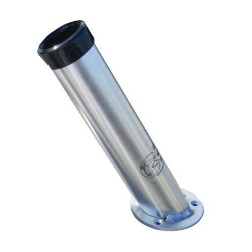 101-30 - Wahoo Surface Mount Rod Holder - 30 Degree - Anodized