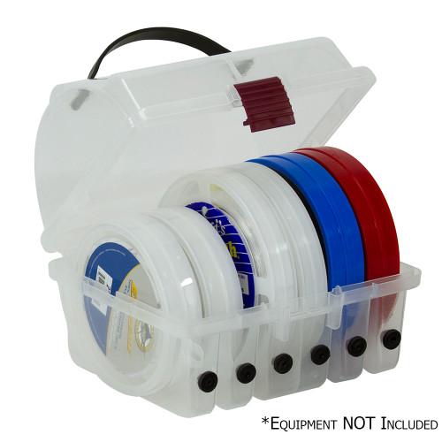 108700 - Plano ProLatch Leader Spool Box