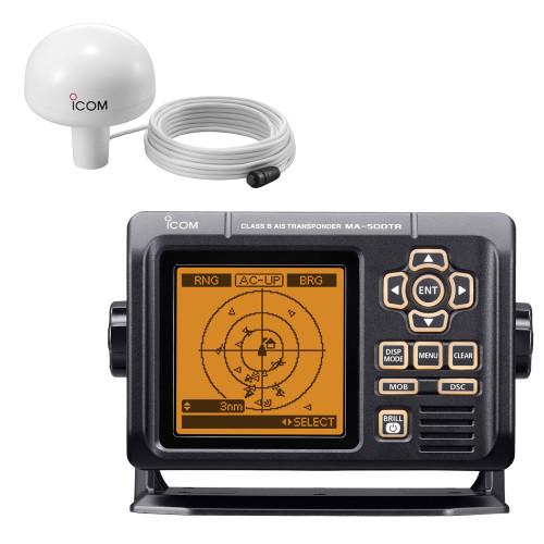 MA-500TR KIT - Icom MA-500TR AIS Transponder w/MX-G5000 GPS Receiver Class B
