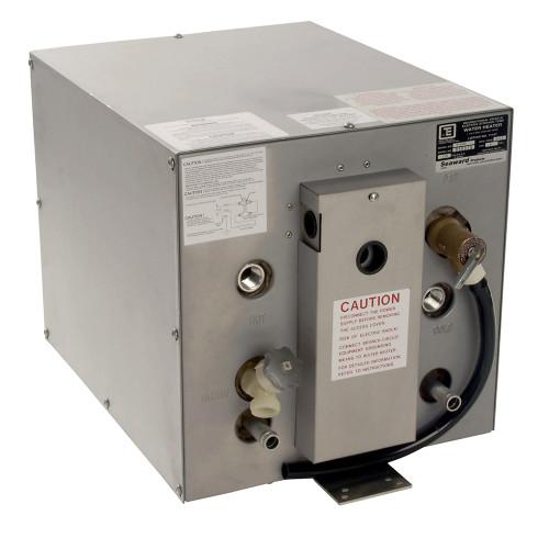 F650 - Whale Seaward 6 Gallon Hot Water Heater w/Front Heat Exchange - Galvanized Steel - 240V