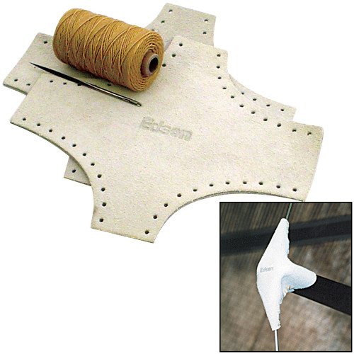 1401-3 - Edson Leather Spreader Boots Kit - Large