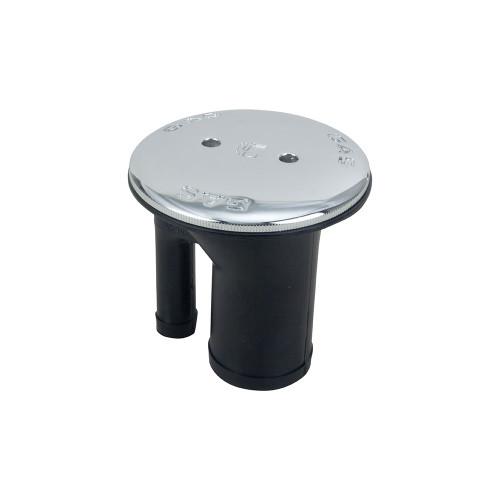 "0541DPGCHR - Perko 0541Vented Fill f/1-1/2"" Hose - Straight Neck - Gas"