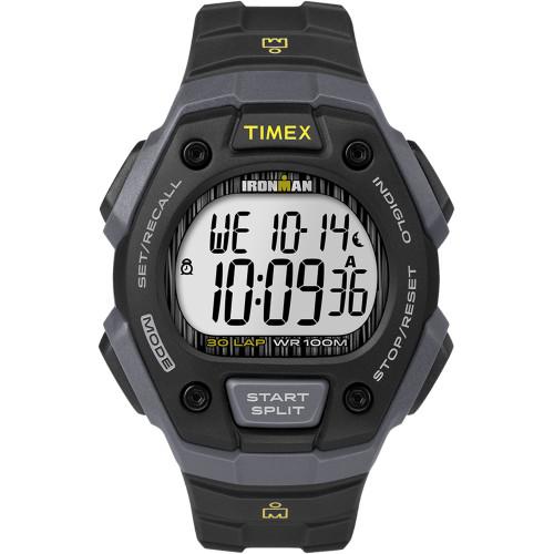 TW5M09500JV - Timex IRONMAN® Classic 30 Lap Full-Size Watch - Black