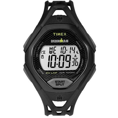 TW5M10400JV - Timex IRONMAN® Sleek 30 Full-Size Watch - Black