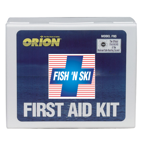 963 - Orion Fish 'N Ski First Aid Kit