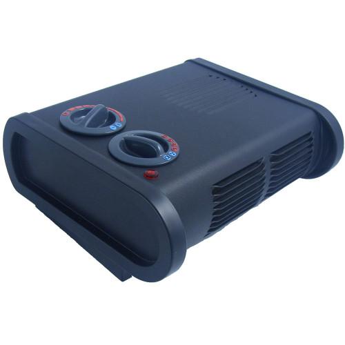 9206CABBX - Caframo True North Deluxe 9206 120VAC High Performance Space Heater - 600, 900, 1500 W