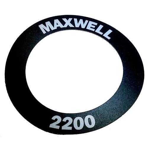 3860 - Maxwell Label 2200