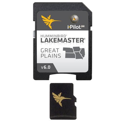 600017-5 - Humminbird Lakemaster Chart Great Plains