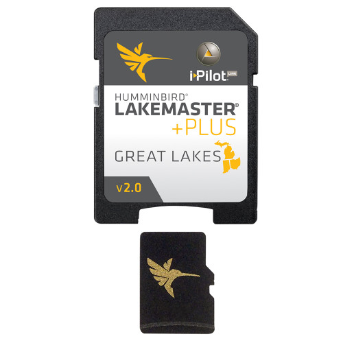 600015-6 - Humminbird LakeMaster PLUS Chart - Great Lakes Edition