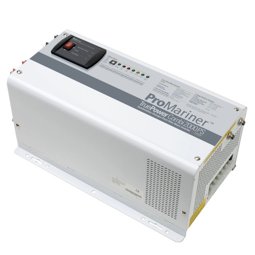 02012 - ProMariner TruePower 2000PS Combi Pure Sine Wave Inverter/Charger