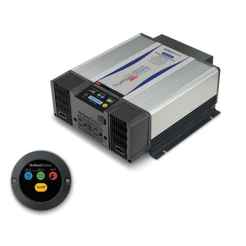 06120 - ProMariner TruePower Plus Modified Sine Wave Inverter - 1200W