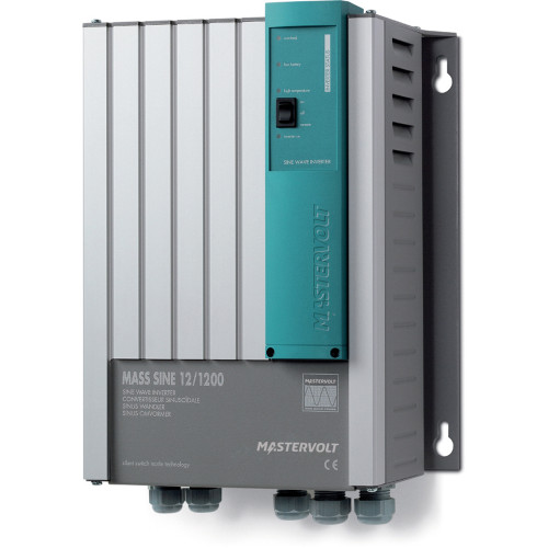 24011200 - Matervolt Mass Sine Wave Inverter 12/1200 (230V/50Hz)